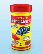 Aliment Poisson Cichlid Large XL Chips 110g