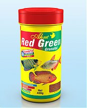 Aliment Poisson Red Green Granulé 100g