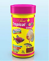 Aliment Poisson Tropical Color Granulé 125g