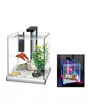 Aquarium Complet Alu Led Design de Vadigran