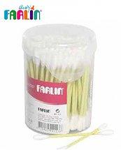 Farlin Coton-tige pour bébé 200 pièces