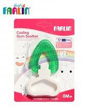 Farlin Anneau de Dentition Rafraichissant Pique pour bébé