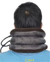 Collier cervical de traction gonflable- Soutien Cou et épaules