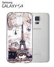 Coque Tour Eiffel Paris Samsung Galaxy S5