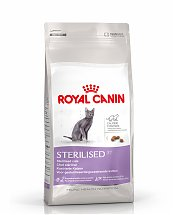 Croquettes Royal Canin Sterilised 37 - 2kg pour Chat