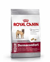 Croquettes Royal Canin Nutrition Dermacomfort Medium 10Kg