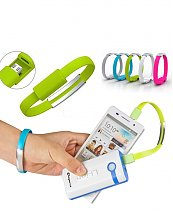 Bracelet USB - Câble de charge Data Sync Pour Smarthphone