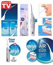 Hydropopulseur Dentaire Power Floss