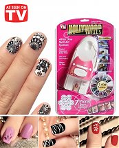 Appareil d'ongles fashion Hollywood Nails