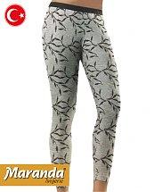 Legging Coton Miranda Lingerie Motifs Kiss Nature