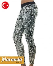 Legging Coton Maranda Lingerie motifs Fleurie
