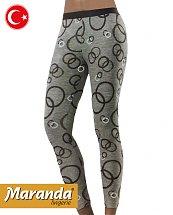 Legging Coton Miranda Lingerie Motifs Cercles