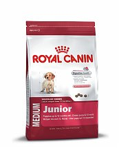 Croquettes Royal Canin Medium Junior 15Kg