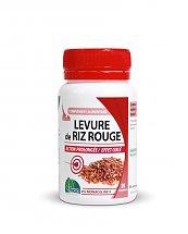 Mgd nature Levure de riz rouge - 120 gélules