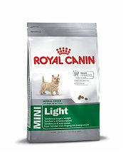 Croquettes Royal Canin Mini Light 2kg