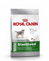 Croquettes Royal Canin Mini Sterilised Adulte 2kg