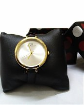 Montre Top Ornament Black Mood pour femme