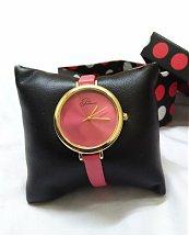 Montre Top Ornament Pink Mood pour femme
