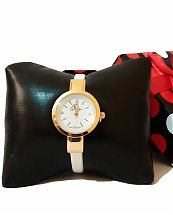 Montre Top Ornament White Swiss pour femme