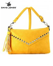 Pochette DAVID JONES Jaune