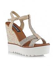Sandales compensées - Bozikis