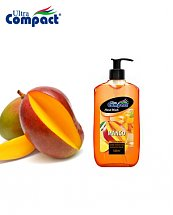 Savon liquide pour les mains Ultra Compact parfum de Mangue - 500 ml