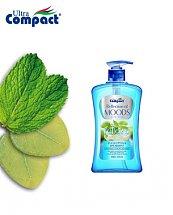 Savon liquide pour les mains Reflets d'humeur parfum d'Eucalyptus et Menthe - 400 ml