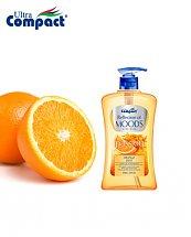 Savon liquide pour les mains Reflets d'humeur parfum d'Orange - 400 ml