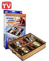 Shoes Under - Range chaussures pour voyage - Vu à la Télé