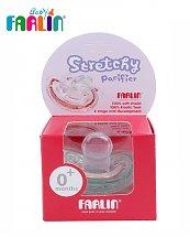 Farlin Sucette Stretchy 1er AGE sans anneau - 0M+