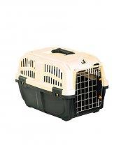 VADIGRAN - Cage de transport pour chien & chat Skudo Iata 48 x 31,5 x 31 cm