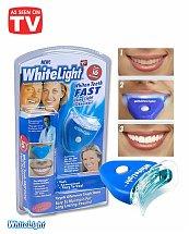 White Light - Blanchiment dentaire - Vue à la Télé