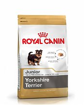 Croquettes Royal Canin Yorkshire junior 1,5kg