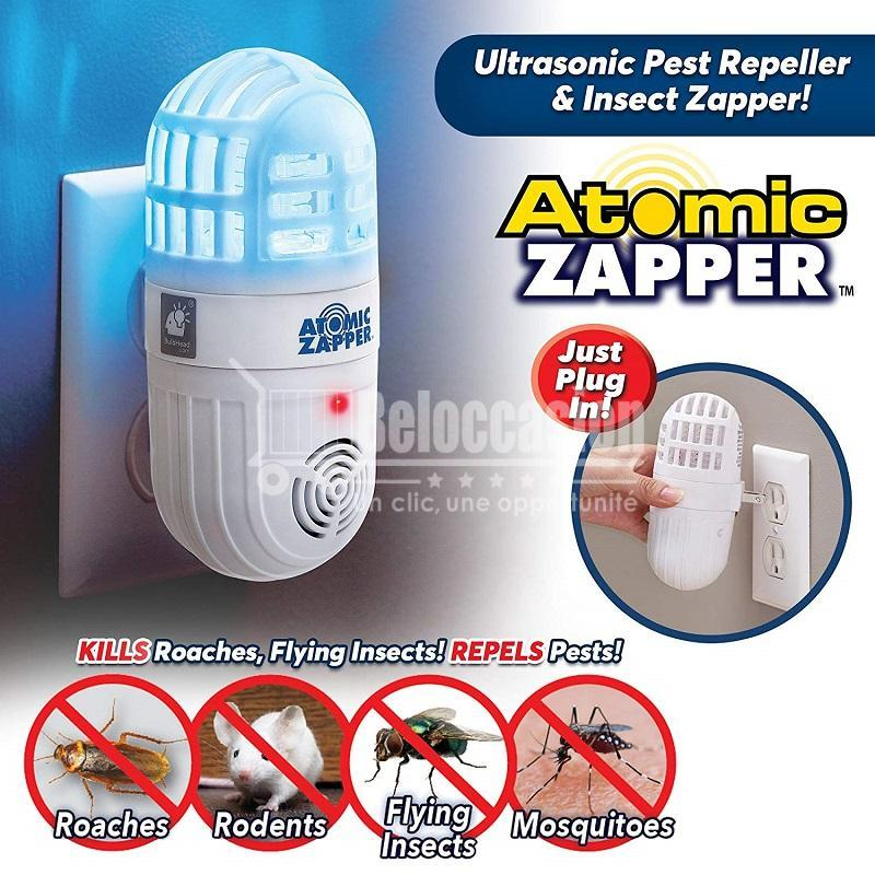 Atomic Zap anti mouche professionnel appareil anti mouche bebe maroc anti mouche efficace pour maison applicationanti mouche vente en ligne beloccasion