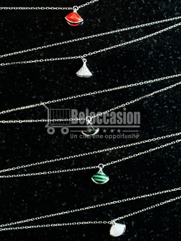 Bracelet Pierre Étoile Brillante en argent Certifié 925 bijoux Maroc