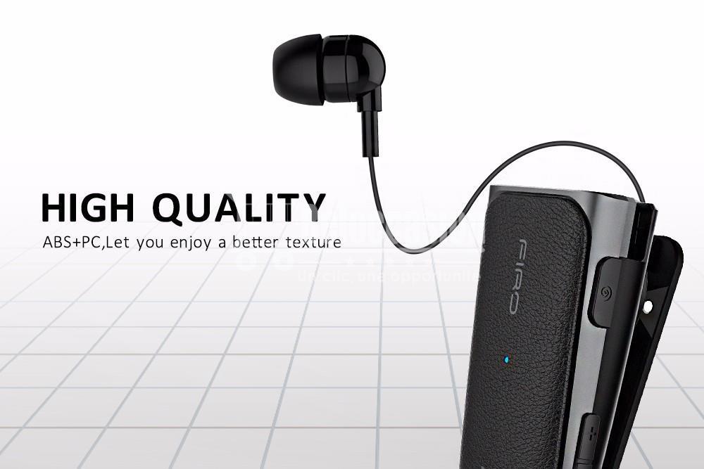 Ecouteurs originale Firo H108 Bluetooth sans fil beloccasion maroc Profitez de cette belle occasion