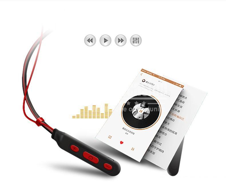 Ecouteurs Magnétique M8 Sport - Casque Sans Fil Bluetooth V4.1 beloccasion maroc