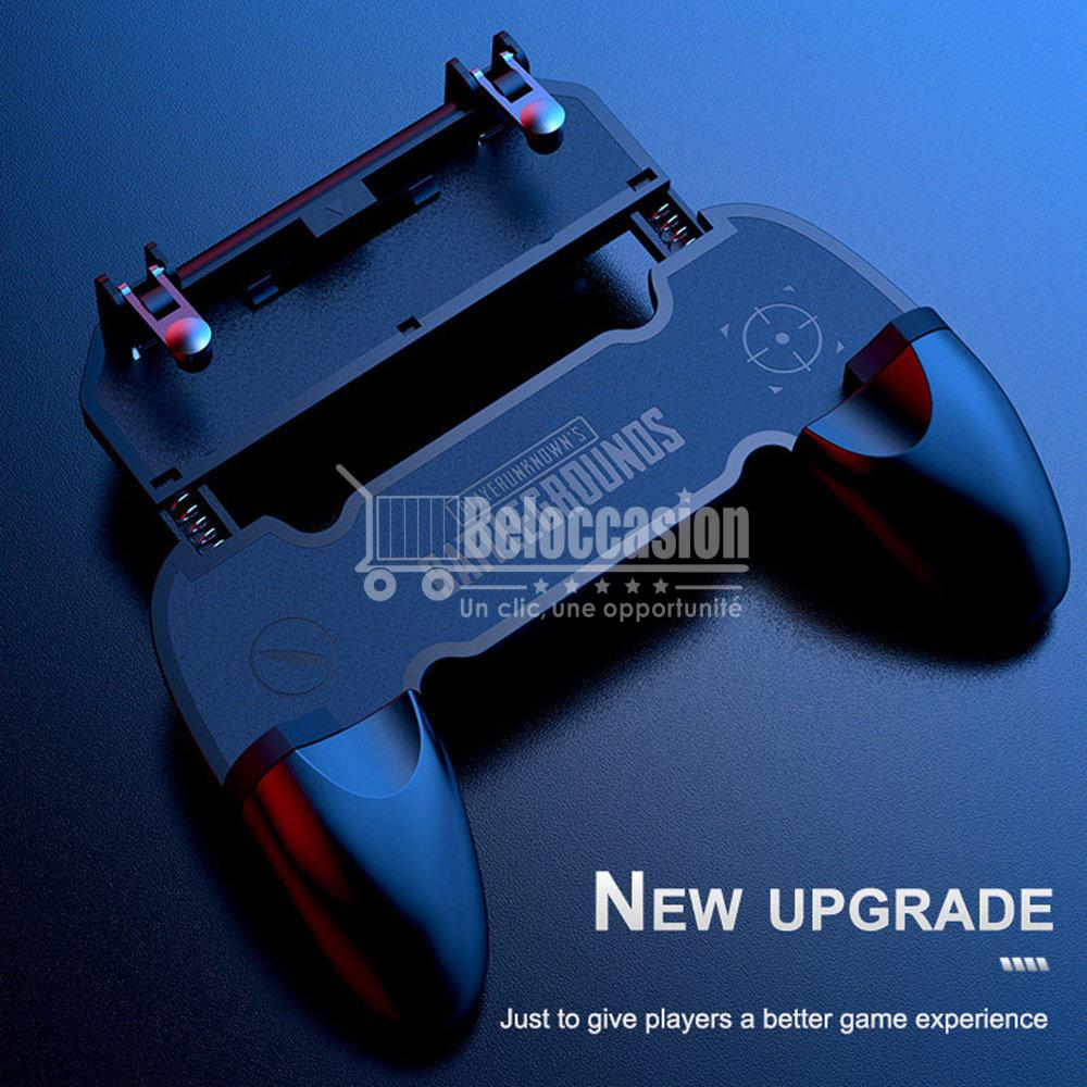 Manette jeu PUBG W10 - Tire et Manipulation facile - battlegrounds beloccasion maroc