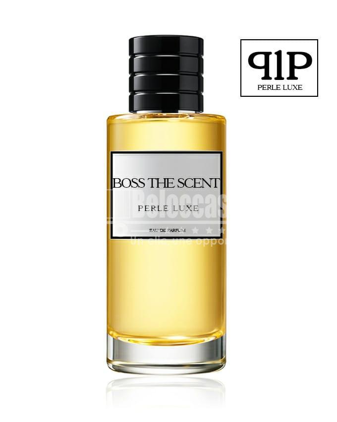 Parfum Boss The Scent- Générique Hugo Boss 50ml - PERLE LUXE - Parfumerie beloccasion maroc