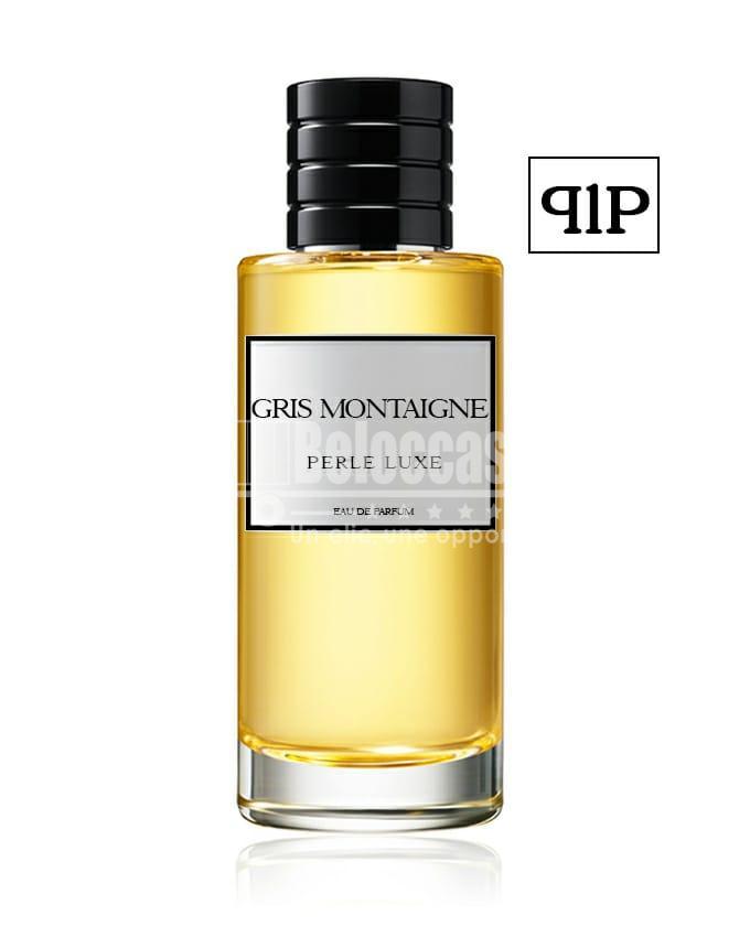 Parfum Générique L'Interdit - Gris Montaigne - Dior privé 50ml - PERLE LUXE parfum homme nocibe parfum homme pas cher parfum azzaro parfum homme sauvage parfum homme marionnaud beloccasion au de parfum homme origine parfum maroc