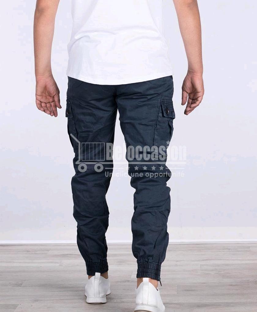 Pantalon pour homme au Maroc beloccasion Maroc vente en ligne vêtement pour homme pantalon fashion
