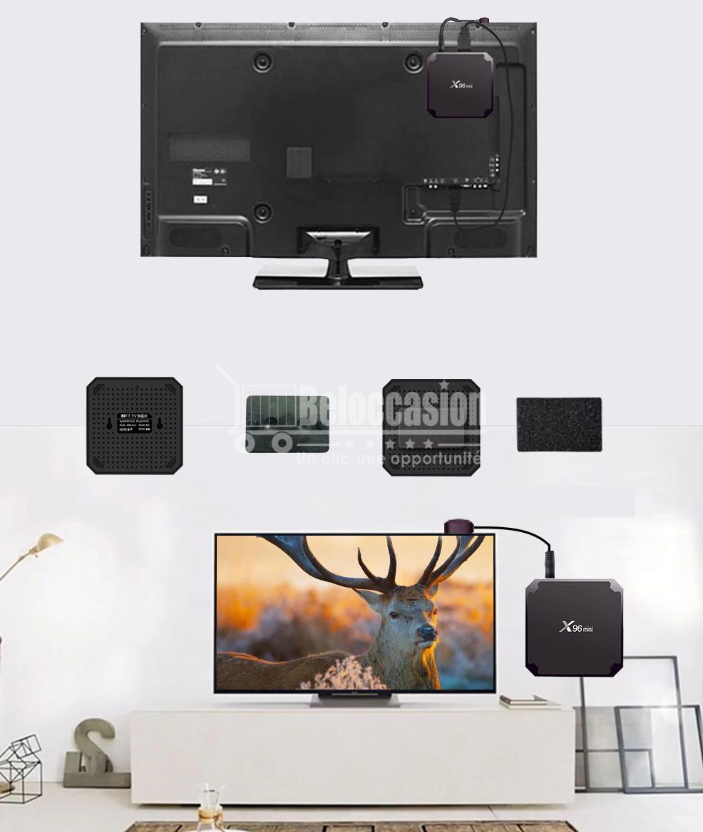 Tv-Box-X96-Mini-16gb-derb-ghalaf-2-gb-ram--Android-7.1---Noir---Smart-Tv-Box-beloccasion-maroc-vente-en-ligne-abonnement-flash-Tv-box-Ip-tv-maroc-beloccasion